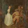1721, Watteau