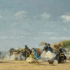 1863, Boudin