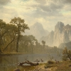 1866, Bierstadt