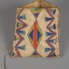 Unknown, Parfleche Bag, c. 1880-1900