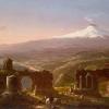 Thomas Cole, Mount Etna from Taormina, 1843