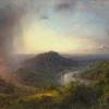 Frederic Edwin Church, Vale of St. Thomas, Jamaica, 1867