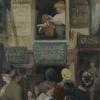 John Sloan, Hairdresser's Window, 1907