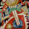 Marsden Hartley, Military, 1913
