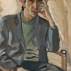 Alice Neel, Rose Fried's Nephew, 1963