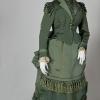 1873, Woman's Dress