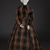 1864, Woman's Dress