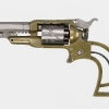 Experimental Pocket Pistol, s.n. 5, 1849-50  Colt's Armory, Hartford