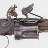 Collier's Patent Flintlock Revolver, s.n. 71, 1820-21