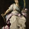 Bernardo Strozzi, Saint Catherine of Alexandria, c. 1615