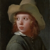 Michael Sweerts, Boy with a Hat, c. 1655