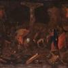 Nicolas Poussin, The Crucifixion, 1644-46
