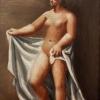 Pablo Picasso, The Bather, 1922