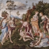 Piero di Cosimo, The Finding of Vulcan on the Island of Lemnos, c. 1490