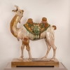 Unknown, Sepulchral figure of a Bactrian Camel, Tang Dynasty