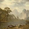 1866, Bierstadt