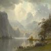 1867, Bierstadt
