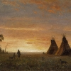 1862, Bierstadt