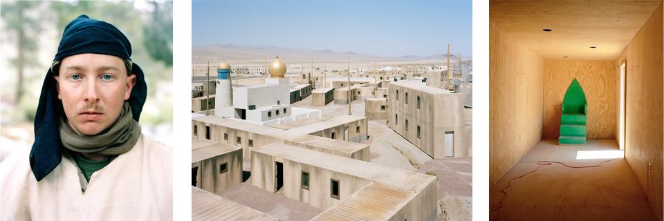 Claire Beckett / MATRIX 163: Simulating Iraq [composite], Nov 3, 2011 – March 4, 2012, Wadsworth Atheneum Museum of Art, Hartford_web header