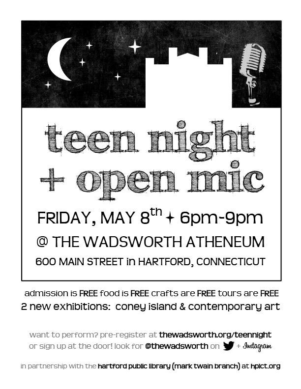 may-8---teen-night-and-open-mic-flyer