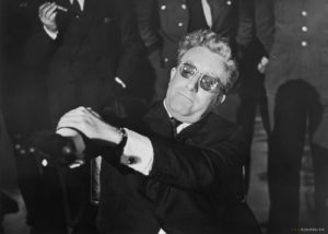 Film: Dr. Strangelove or: How I Learned to Stop Worrying and Love the Bomb