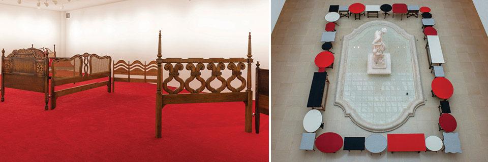 artworks in the MATRIX 176 exhibitiob