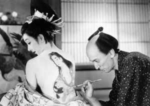 Film: Utamaro and His Five Women