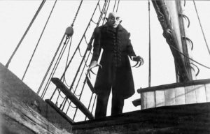 Monsters & Myths Film Series: Nosferatu (Silent Film with Live Music)