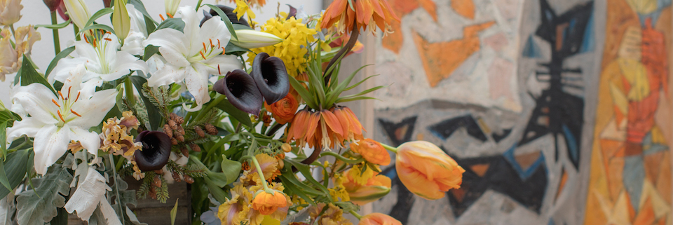 Fine Art & Flowers