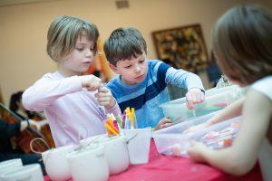 Second Saturdays for Families   Caretaker Celebrations
