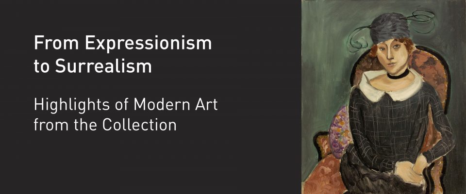 From Expressionism to Surrealism