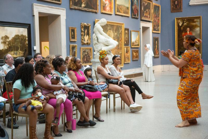 Juneteenth at the Wadsworth