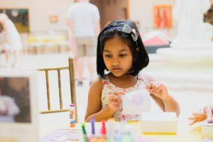 Second Saturdays for Families: Guiding Light