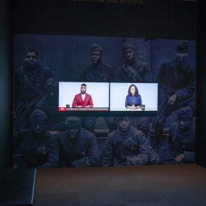 Kahlil Joseph MATRIX 183 installation shot