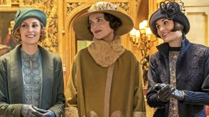 Still from Downton Abbey film