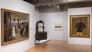 Gallery Talk | Sailing on the Sound