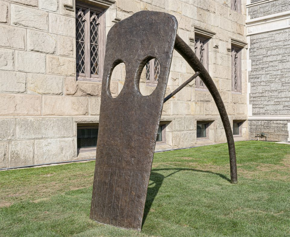 William Turnbull, Large Horse installed outside of the Wadsworth