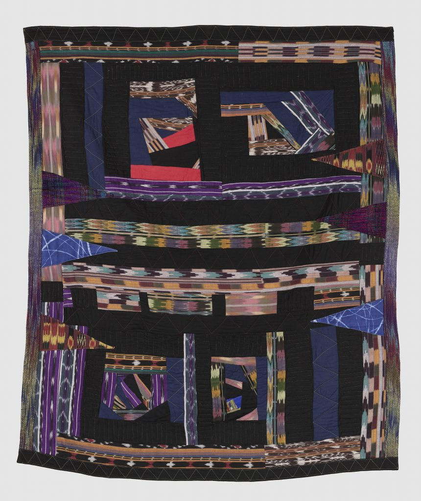 """Ed Johnetta Miller, """"Spirit of the Cloth"""", 1993,"""