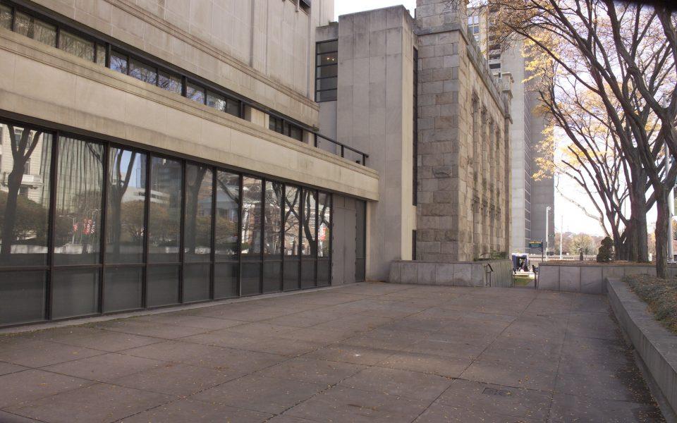 Goodwin building exterior