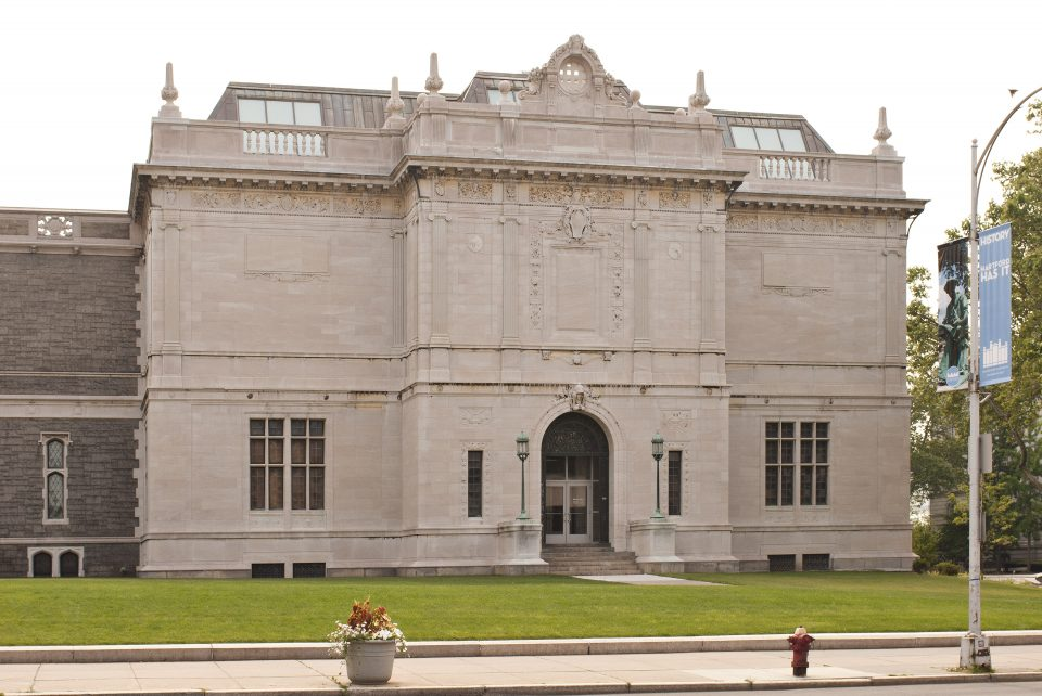 Morgan Memorial Main Street facade