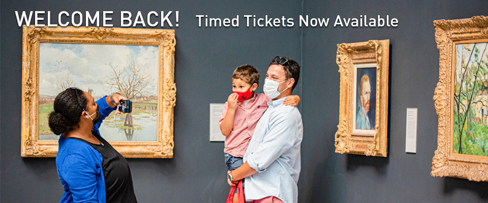 Welcome Back Timed Tickets Now Available