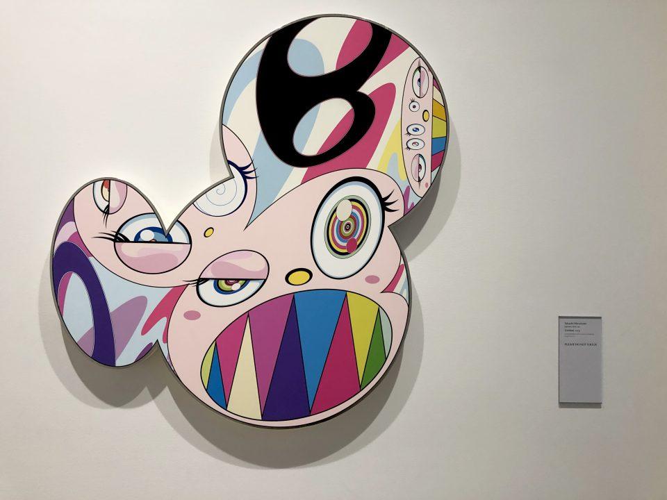"Takashi Murakami ""Untitled"""