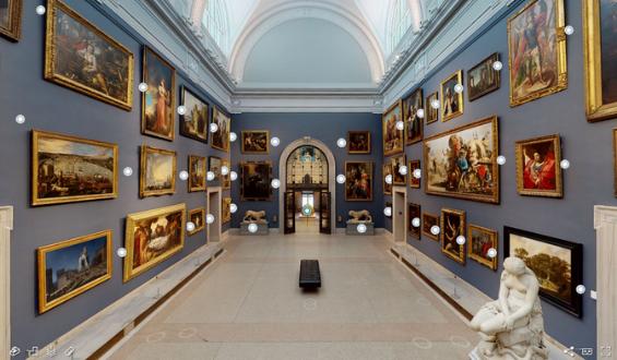 Morgan Great Hall virtual tour