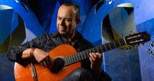 Daniel Salazar: Guitar in the Galleries