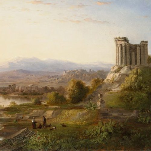 Robert S. Duncanson, Recollections of Italy