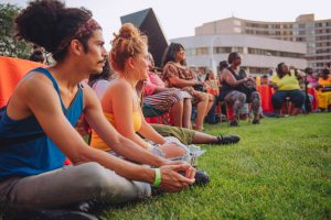 Summer Lawn Party: Jam Out