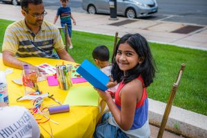 Second Saturdays for Families | Sketch a Scene