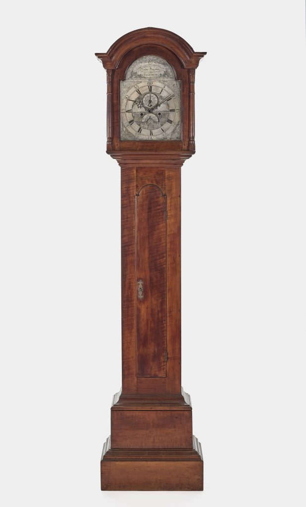 Eighteenth Century Tall Case Clock