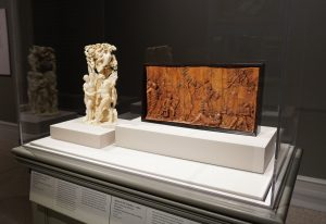 Curator Talk: Stories in Ivory and Wood