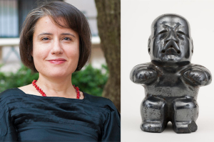 Virtual program: Pierre Matisse and an Ancient Figurine from Mexico
